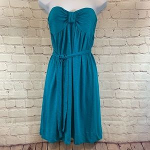Women's Ann Taylor Loft Sz S Strapless Dress